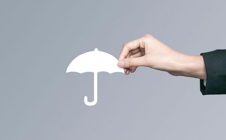 Umbrella's aren't just for rain.