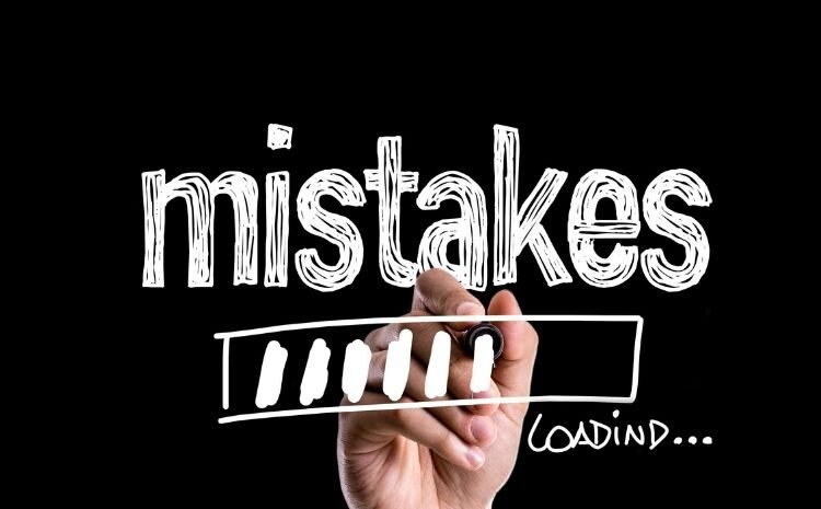 Don't make these workman's Comp Mistakes!